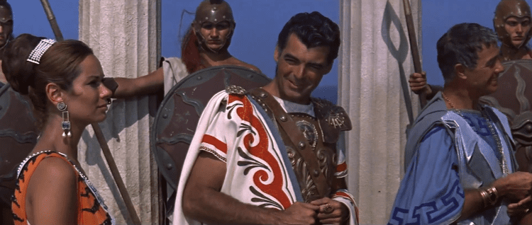 The Colossus of Rhodes (film) Body Politic The Colossus of Rhodes 1961 Nitrate Diva