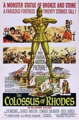 The Colossus of Rhodes (film) The Colossus of Rhodes film Wikipedia