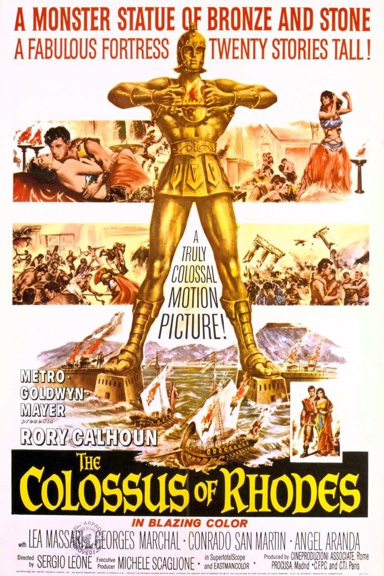 The Colossus of Rhodes (film) wwwgstaticcomtvthumbmovieposters7702p7702p