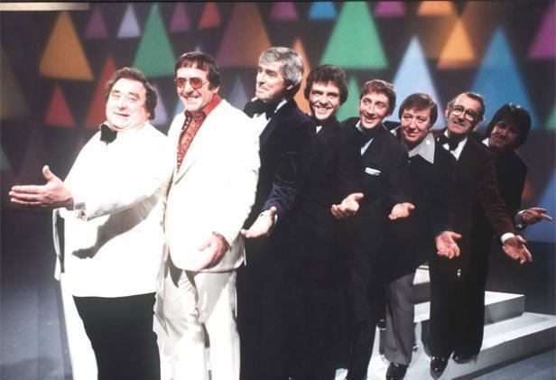 The Comedians (1971 TV series) - Alchetron, the free ...