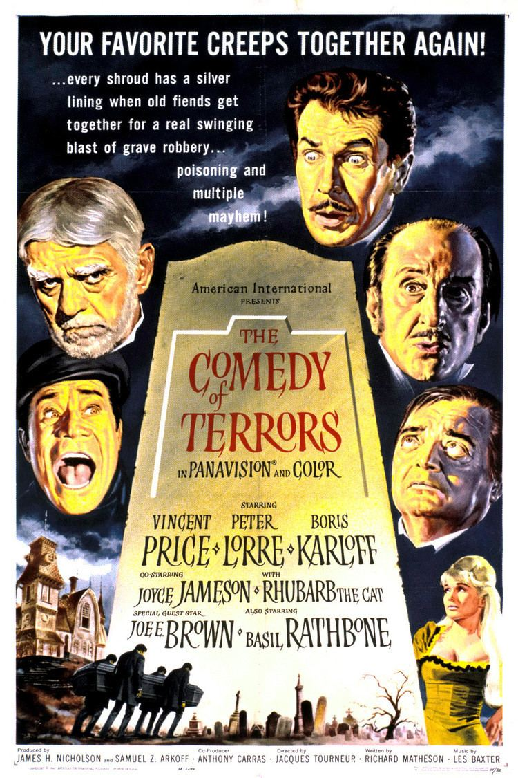 The Comedy of Terrors wwwgstaticcomtvthumbmovieposters2911p2911p