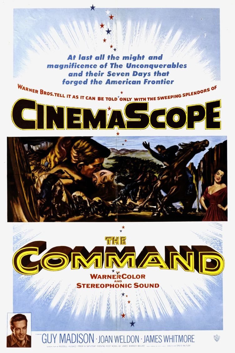 The Command (film) wwwgstaticcomtvthumbmovieposters2972p2972p