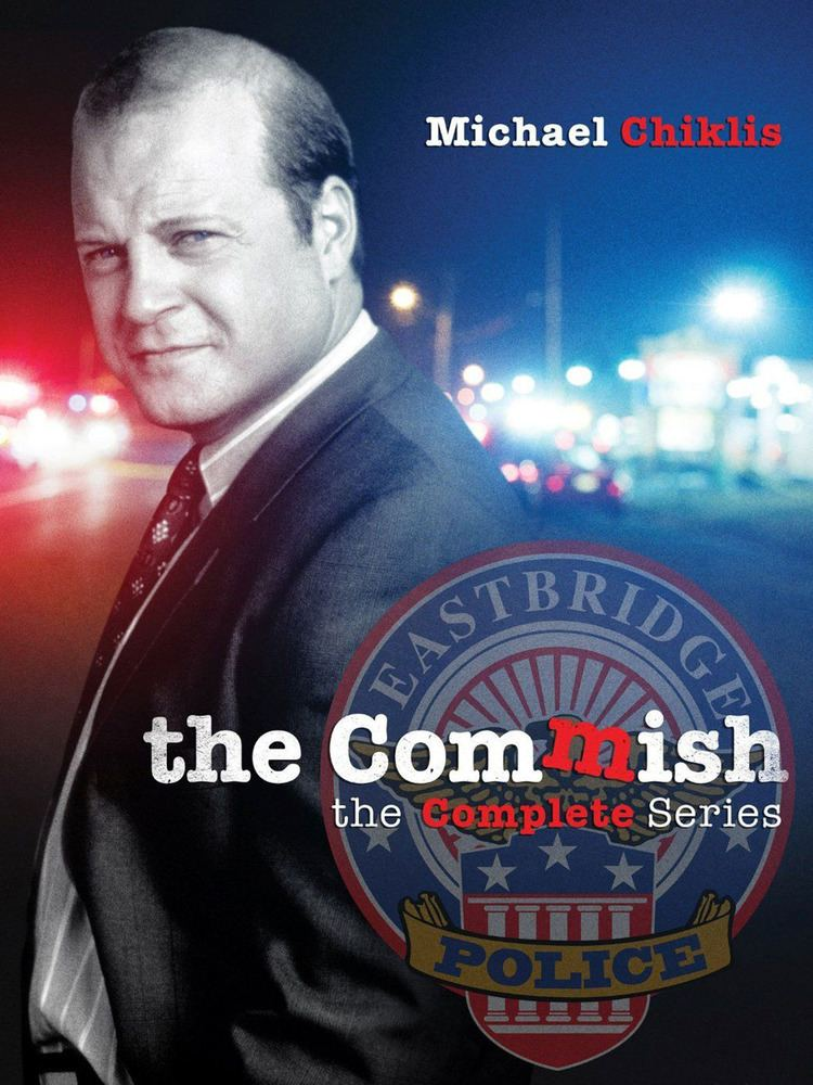 The Commish The Commish TV Show News Videos Full Episodes and More TVGuidecom