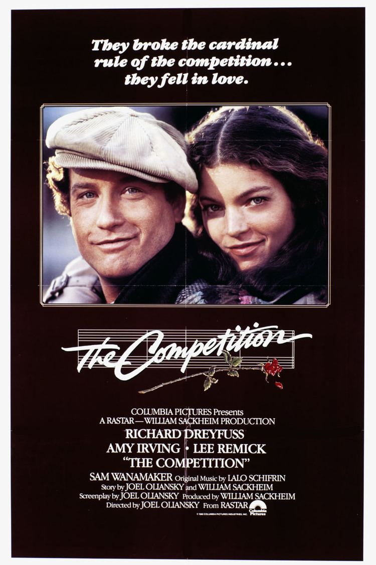 The Competition (film) wwwgstaticcomtvthumbmovieposters1381p1381p