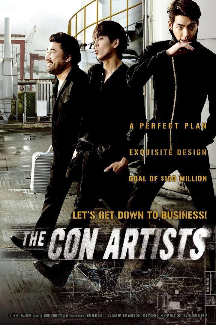 The Con Artists (2014 film) - Alchetron, the free social