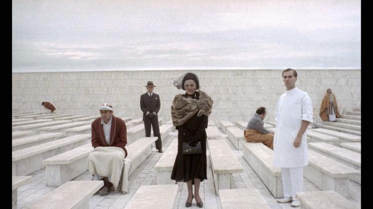 The Conformist ITALIAN FASCIST ARCHITECTURE THROUGH the MOVIES THE CONFORMIST and