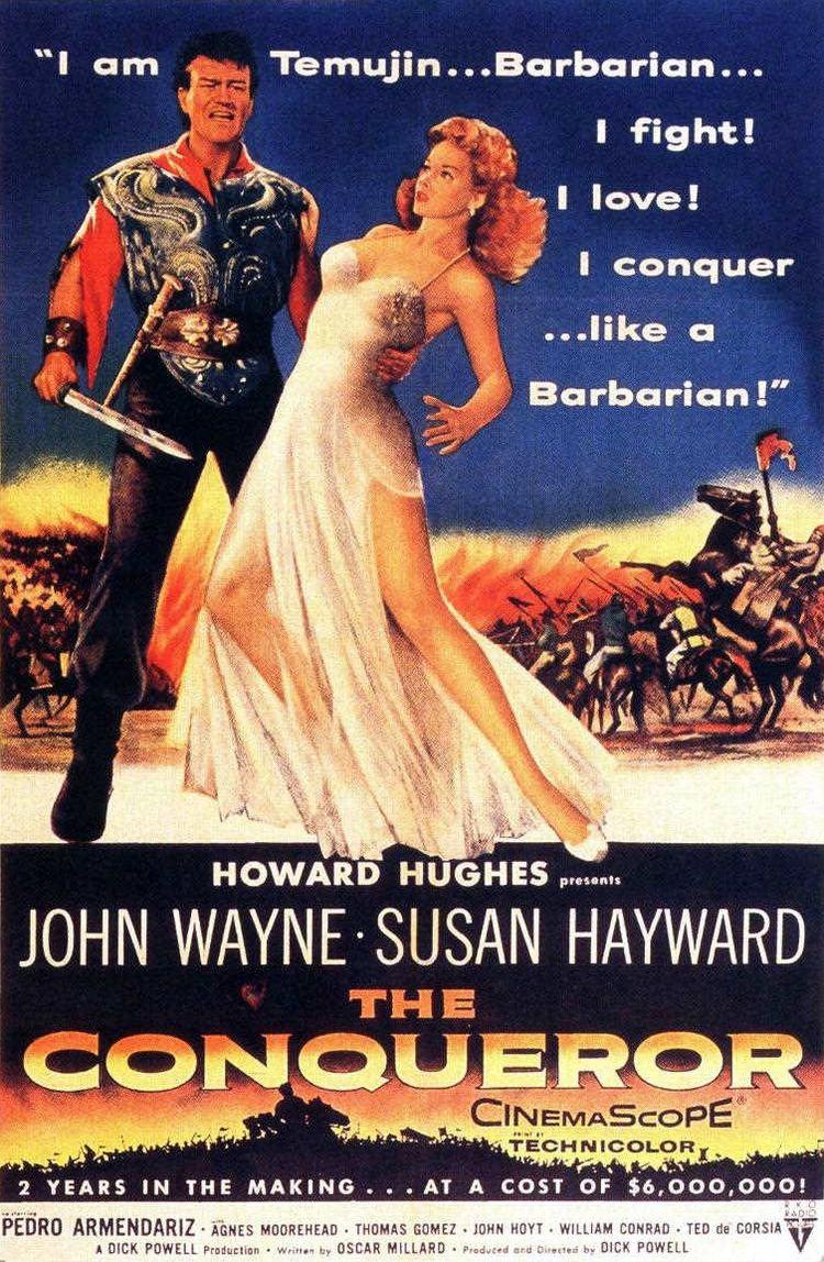 The Conqueror (film) The Conqueror film Wikipedia