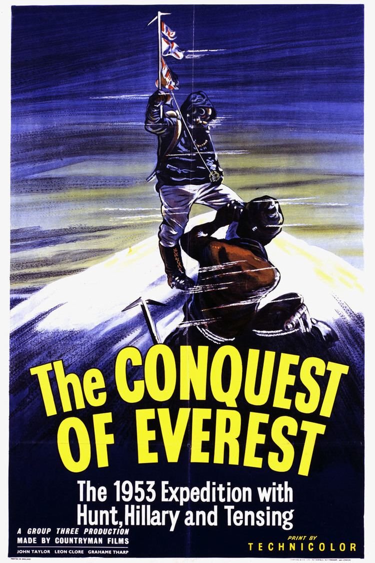 The Conquest of Everest wwwgstaticcomtvthumbmovieposters39674p39674