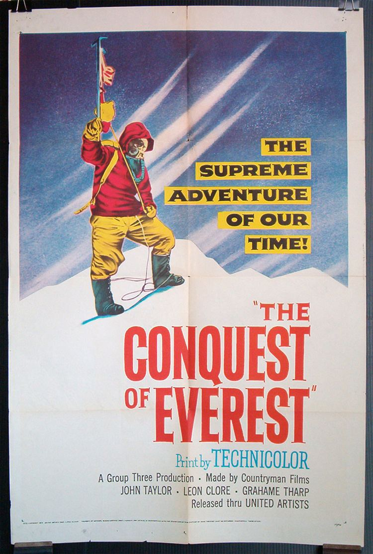 The Conquest of Everest The Conquest of Everest 1954