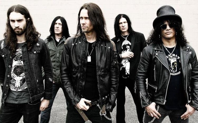 The Conspirators Slash Featuring Myles Kennedy The Conspirators Future In Doubt