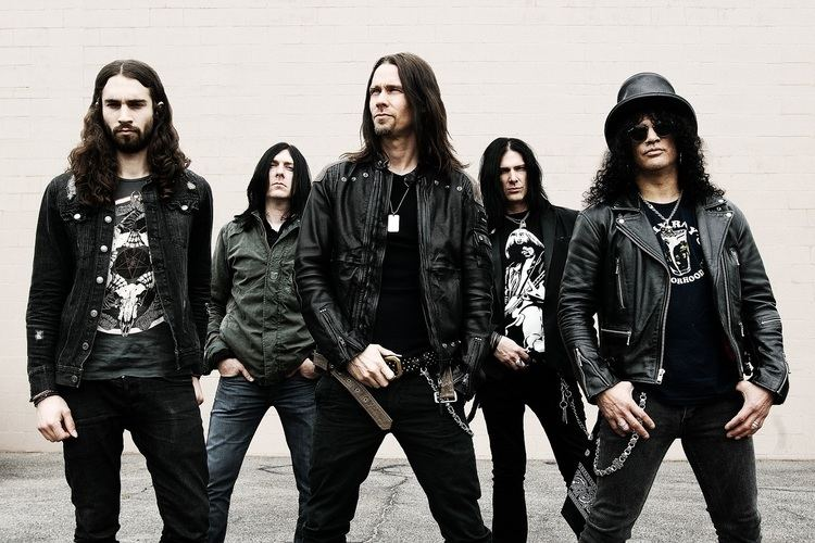 The Conspirators Slash featuring Myles Kennedy and The Conspirators to rock Sherman