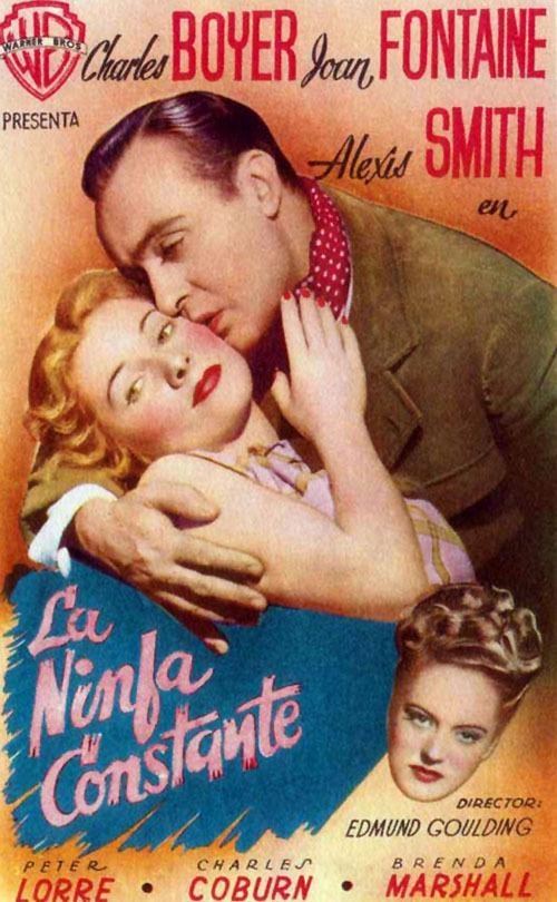 The Constant Nymph (1943 film) LongMIA Night Flight 1933 Constant Nymph 1943 due on DVD