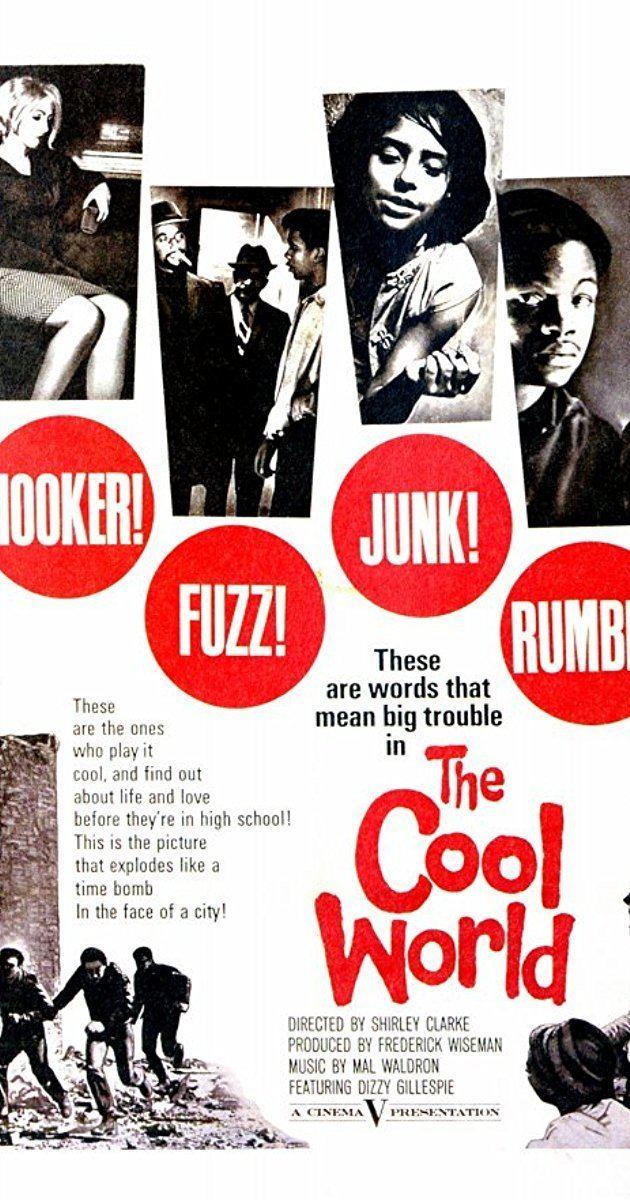 The Cool World (film) The Cool World 1963 IMDb