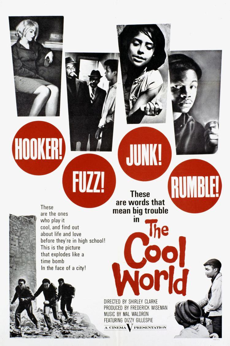The Cool World (film) wwwgstaticcomtvthumbmovieposters67564p67564