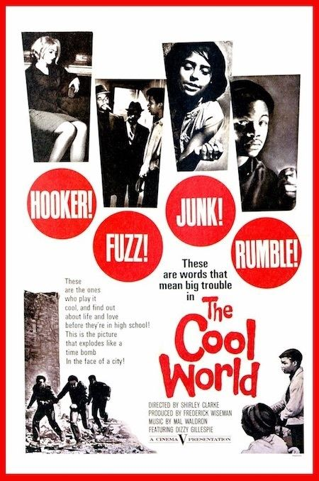 The Cool World (film) THE COOL WORLD DVD 1963 Movie Harlem Gang Junkie Whore