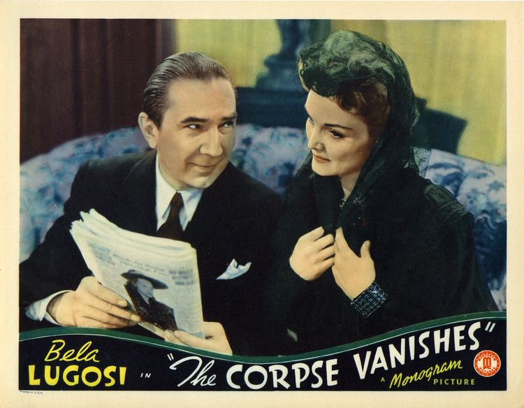 The Corpse Vanishes Streamline The Official Filmstruck Blog The only thinkpiece THE
