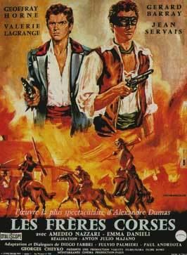 The Corsican Brothers (1941 film) The Corsican Brothers Movie Posters From Movie Poster Shop