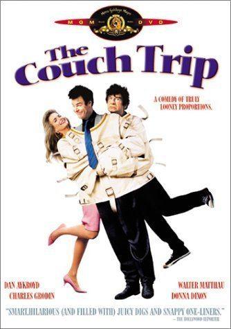 The Couch Trip Amazoncom The Couch Trip Dan Aykroyd Walter Matthau Charles