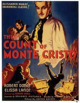 The Count of Monte Cristo (1943 film) The Count of Monte Cristo 1934 film Wikipedia