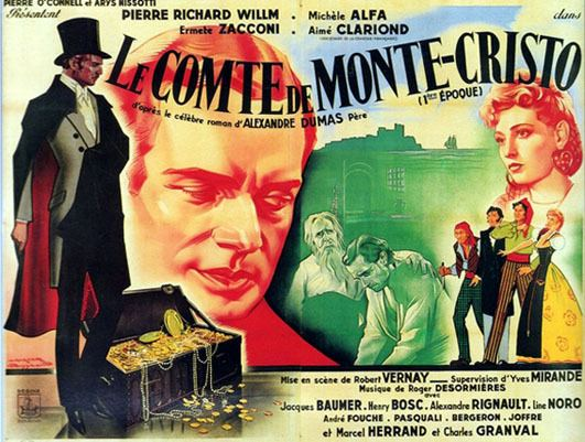 The Count of Monte Cristo (1943 film) The Count of Monte Cristo 1942 uniFrance Films