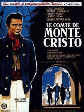 The Count of Monte Cristo (1954 film) The Count of Monte Cristo 1961 film Wikipedia