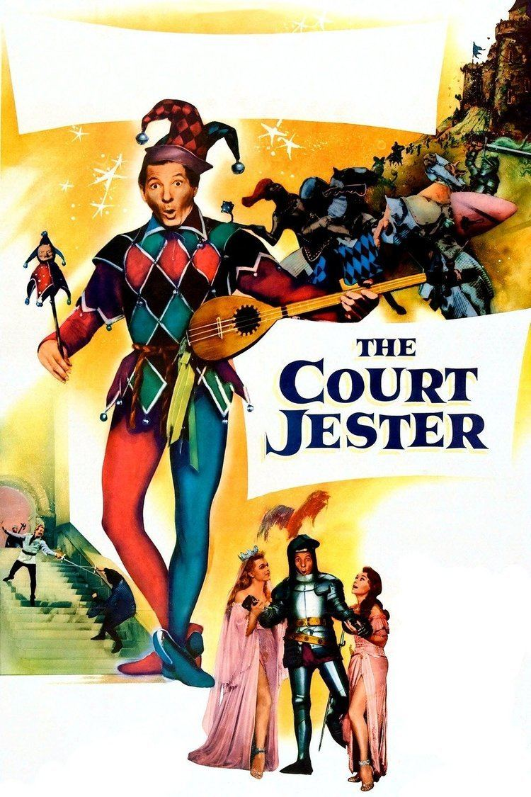 The Court Jester wwwgstaticcomtvthumbmovieposters1016p1016p