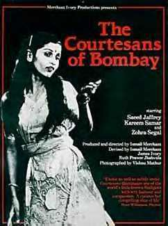 The Courtesans of Bombay movie poster