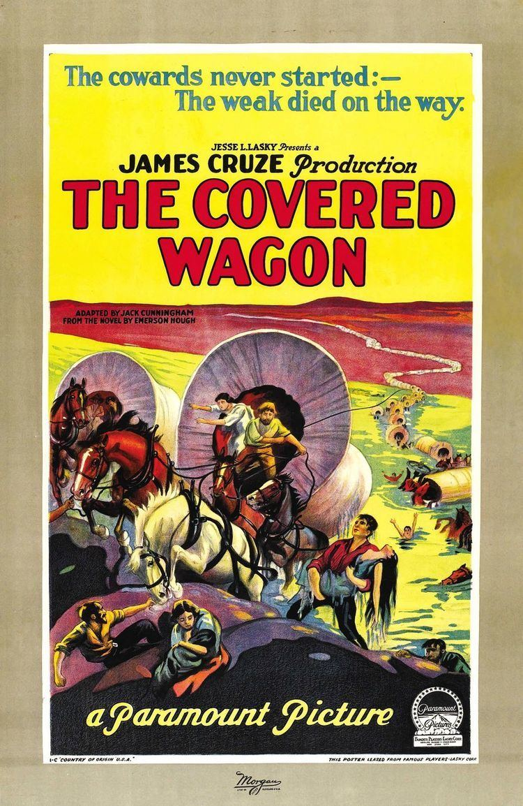 The Covered Wagon The Covered Wagon 2 of 5 Extra Large Movie Poster Image IMP Awards
