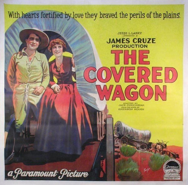 The Covered Wagon The Covered Wagon 1923