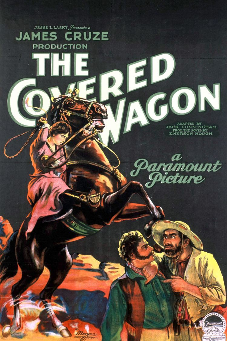 The Covered Wagon wwwgstaticcomtvthumbmovieposters58151p58151