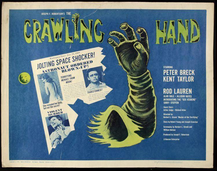 The Crawling Hand The Crawling Hand 1963 HORRORPEDIA