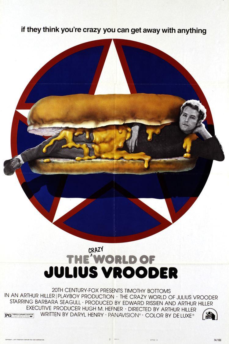 The Crazy World of Julius Vrooder wwwgstaticcomtvthumbmovieposters10148p10148