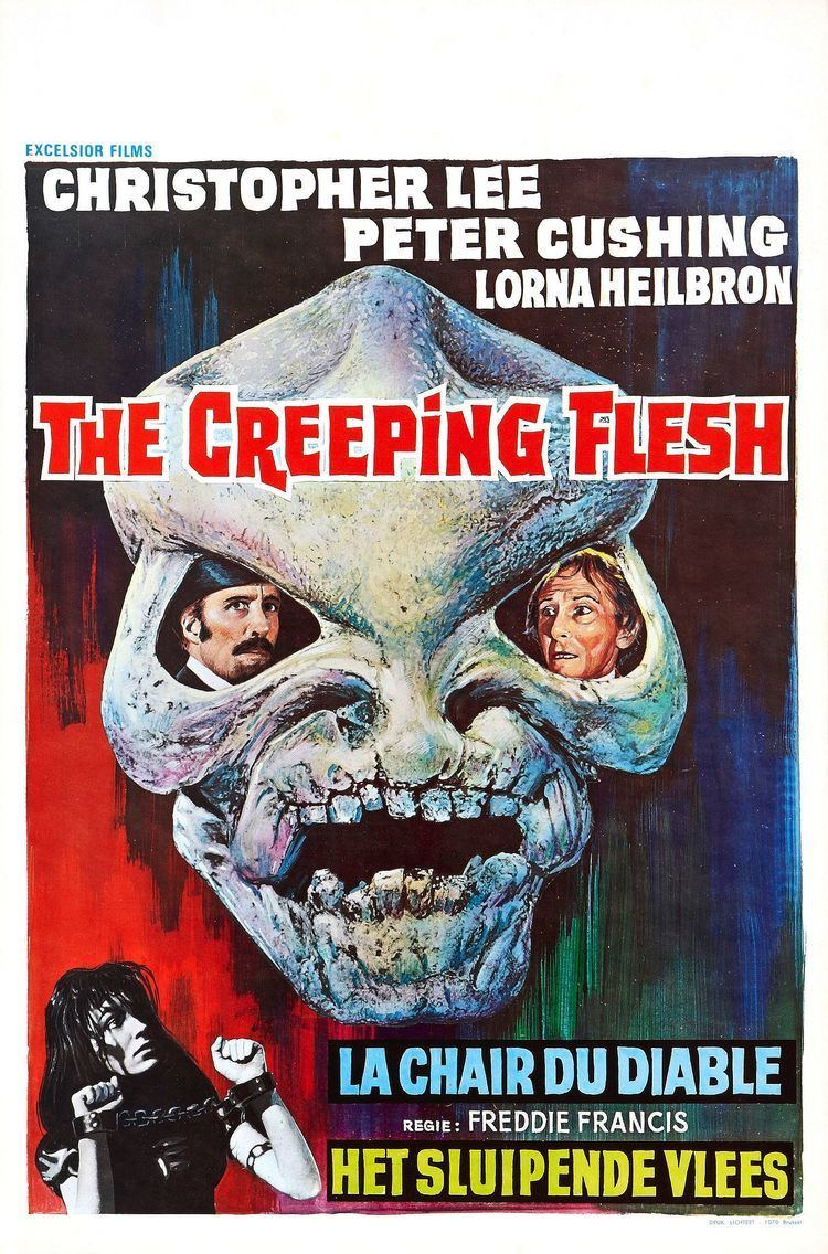 The Creeping Flesh Beware of The Creeping Flesh 1973 The Telltale Mind