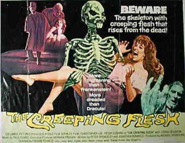 The Creeping Flesh REVIEW The Creeping Flesh 1973 The Spooky Isles