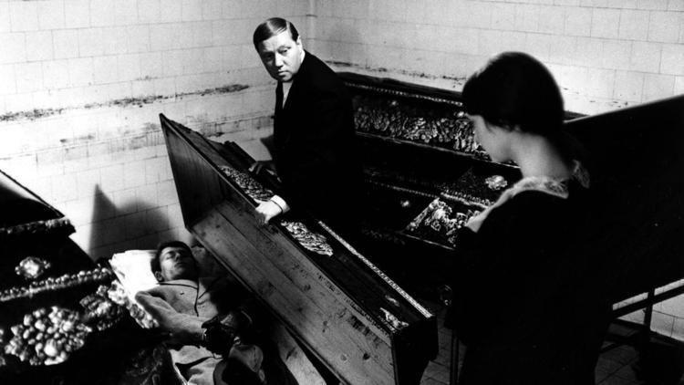 The Cremator The Cremator 1969 MUBI