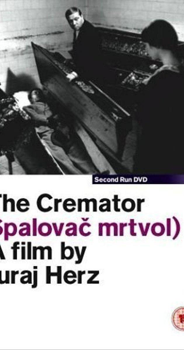 The Cremator Spalovac mrtvol 1969 IMDb