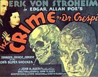 The Crime of Dr. Crespi The Crime of Dr Crespi