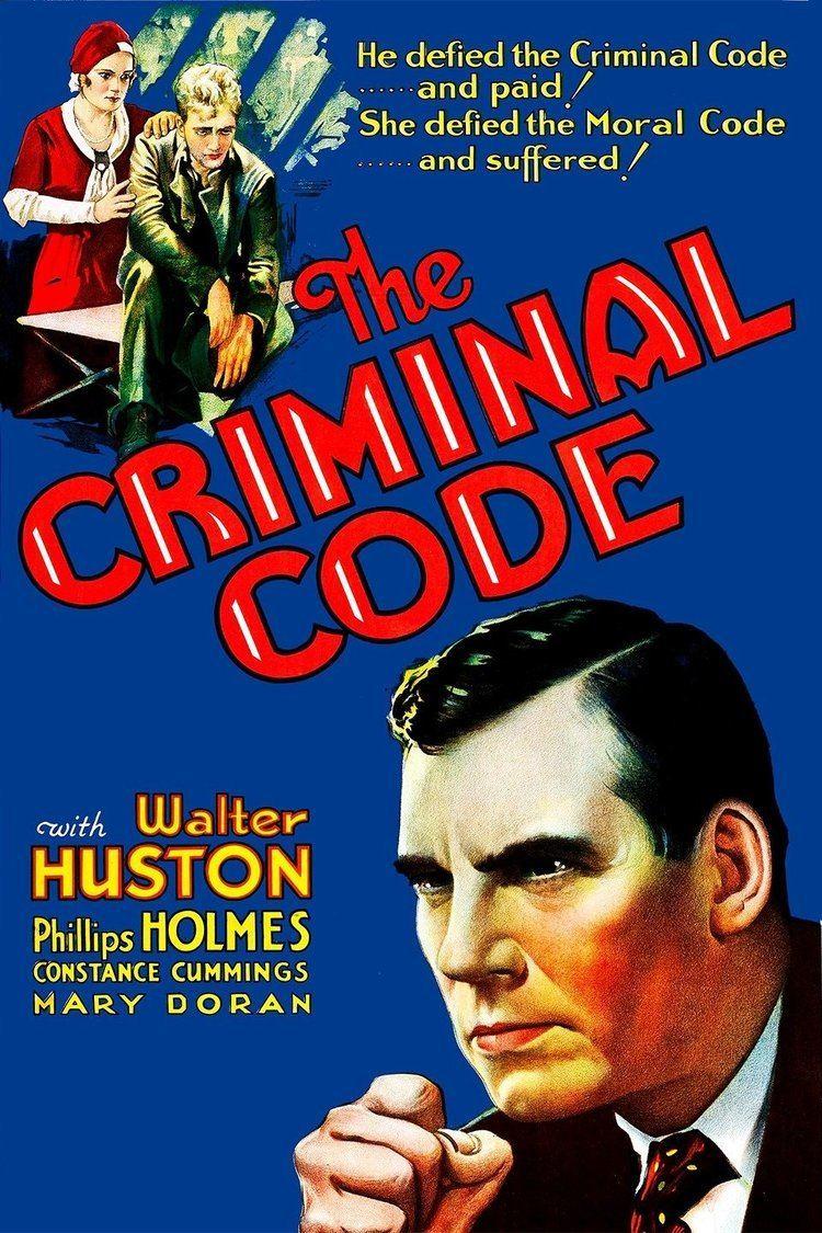 The Criminal Code wwwgstaticcomtvthumbmovieposters42013p42013