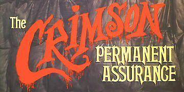 The Crimson Permanent Assurance The Crimson Permanent Assurance Monty Pythons Comic Fantasy of
