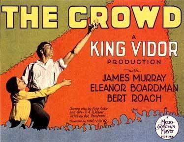 The Crowd (1928 film) Scotts Film Watch Film 5 The Crowd 1928