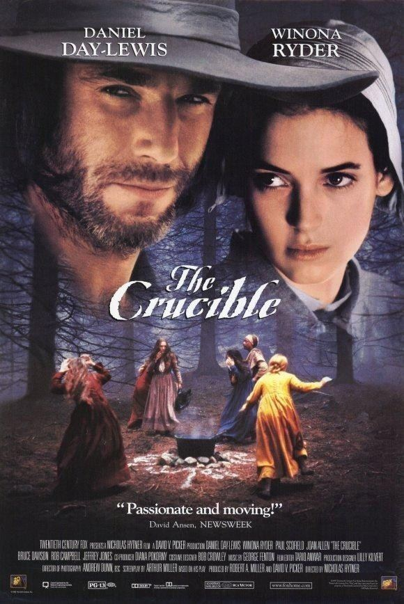 The Crucible (1996 film) The Crucible Movie 1996