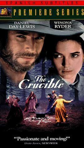 The Crucible (1996 film) The Crucible 1996