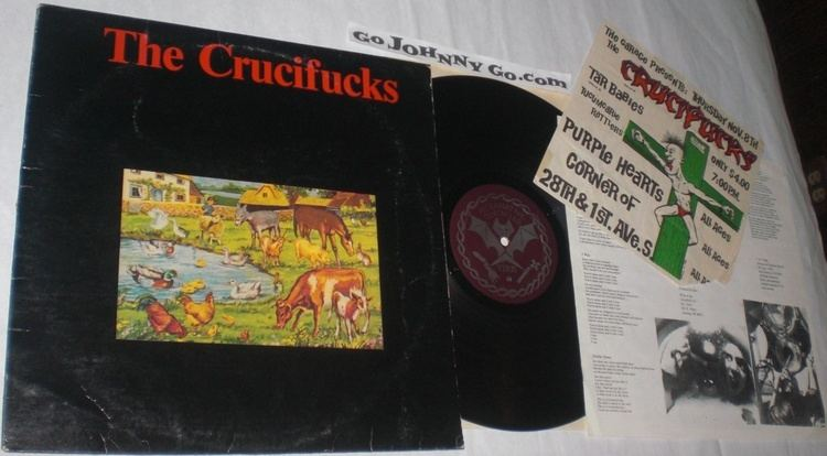 The Crucifucks The Crucifucks Records LPs Vinyl and CDs MusicStack