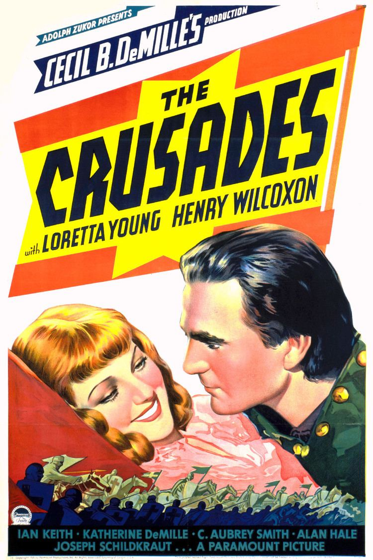 The Crusades (film) wwwgstaticcomtvthumbmovieposters38664p38664