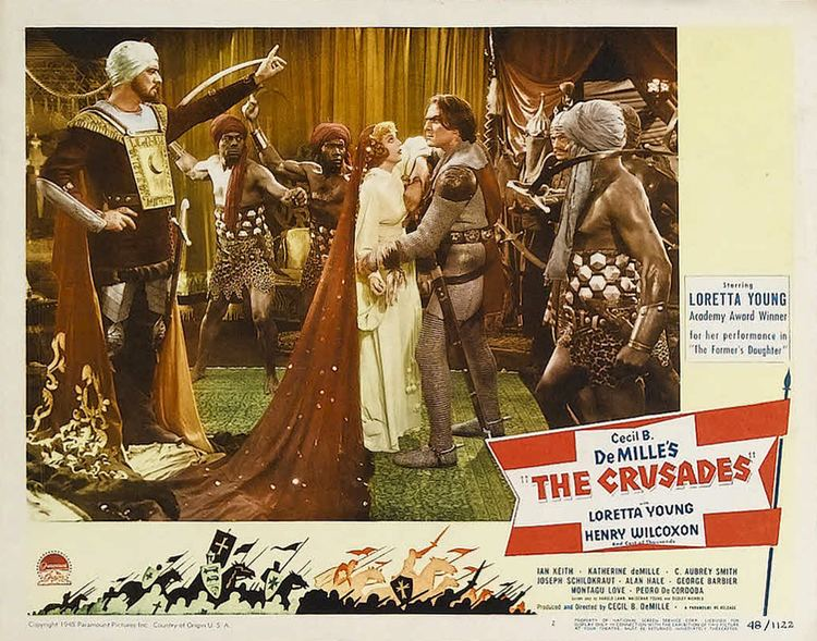 The Crusades (film) Crusades The