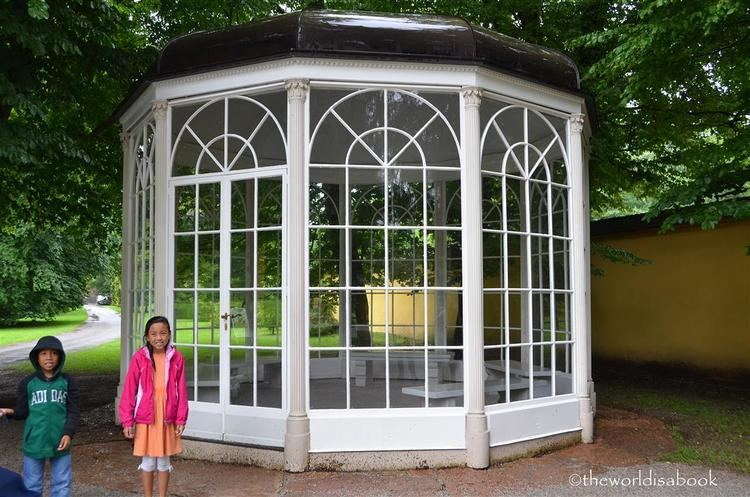 The Crystal Gazebo movie scenes We would love to return to Salzburg and spend more time there We missed many other sites with the rain and our limited time Seeing the movie scenes in