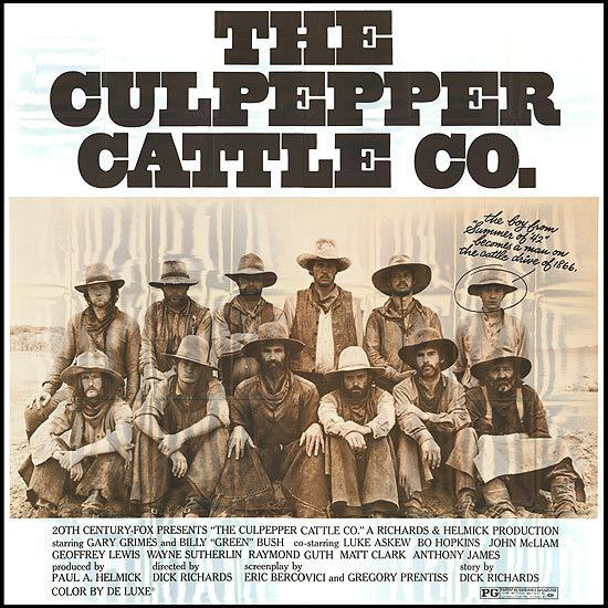 The Culpepper Cattle Co. Culpepper Cattle Co movie posters at movie poster warehouse