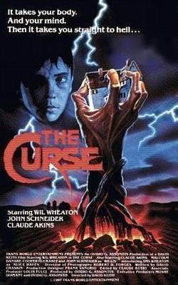 The Curse (1987 film) The Curse 1987 film Wikipedia