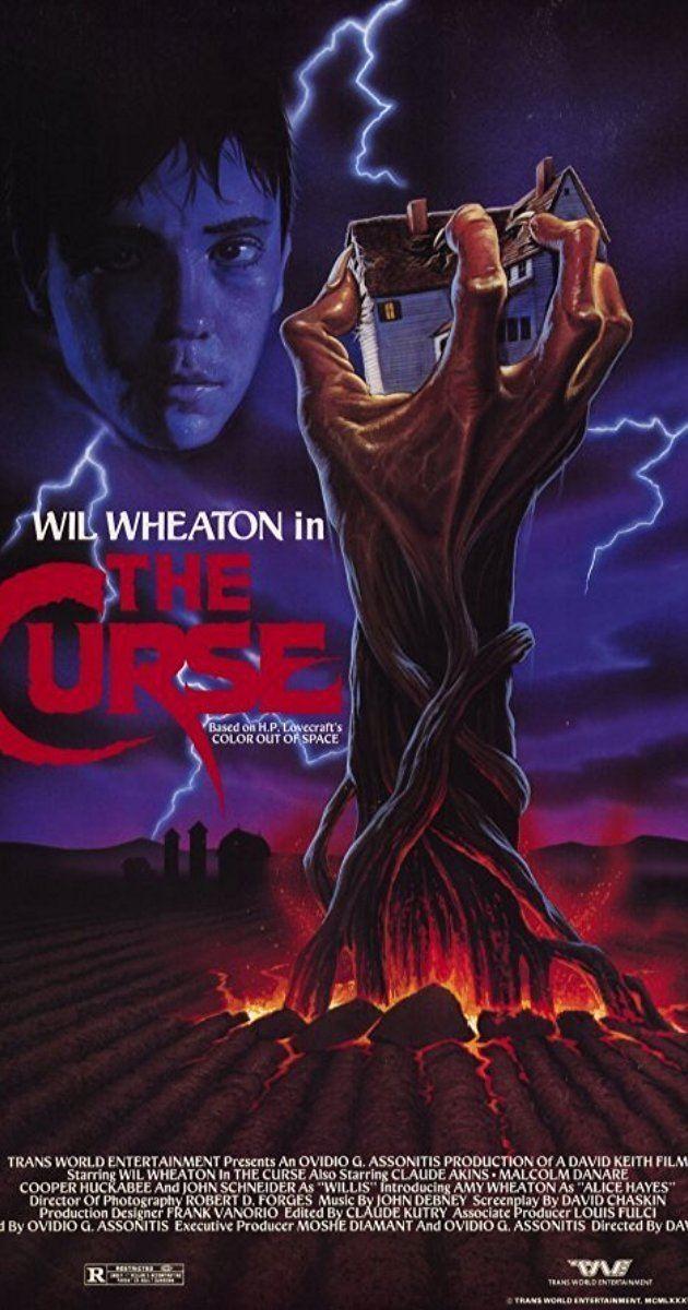 The Curse (1987 film) The Curse 1987 IMDb