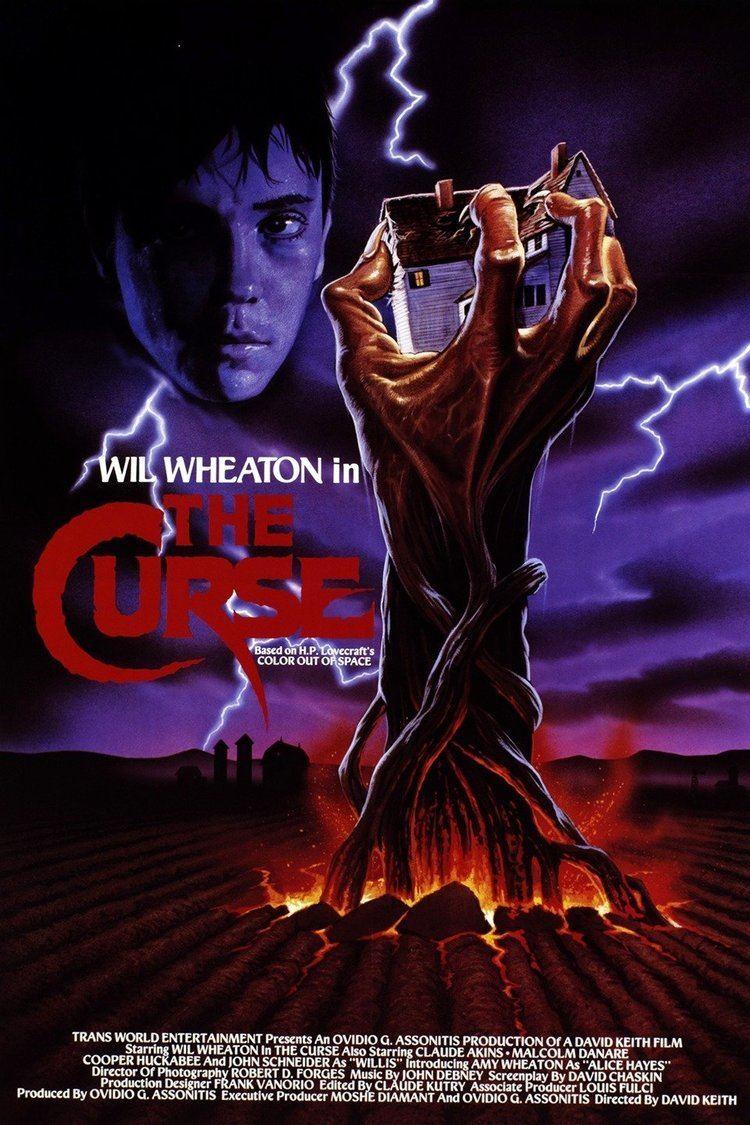 The Curse (1987 film) wwwgstaticcomtvthumbmovieposters10941p10941